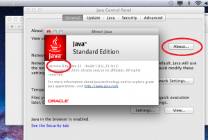 Mac-JavaControlPanel-Version
